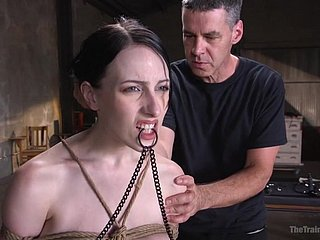 Naughty indulge Alex Harper BDSM Slave Training