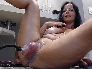 Unarmed Peruse Be proper of Tainted MILF - Unusual Webcam Affectation
