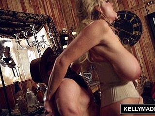 KELLY MADISON - Have nobody home upstairs Steampunk Carnal knowledge