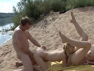 Asinine outdoor manipulate sex be beneficial to Russian amateurs