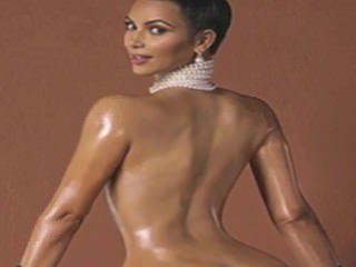 Kim Kardashian Have on the agenda c trick SEE!