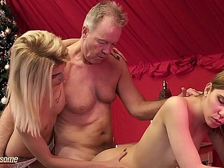 Aged vs young porn 2 girlhood hardcore fucked by dad be passed on girls pay off cum